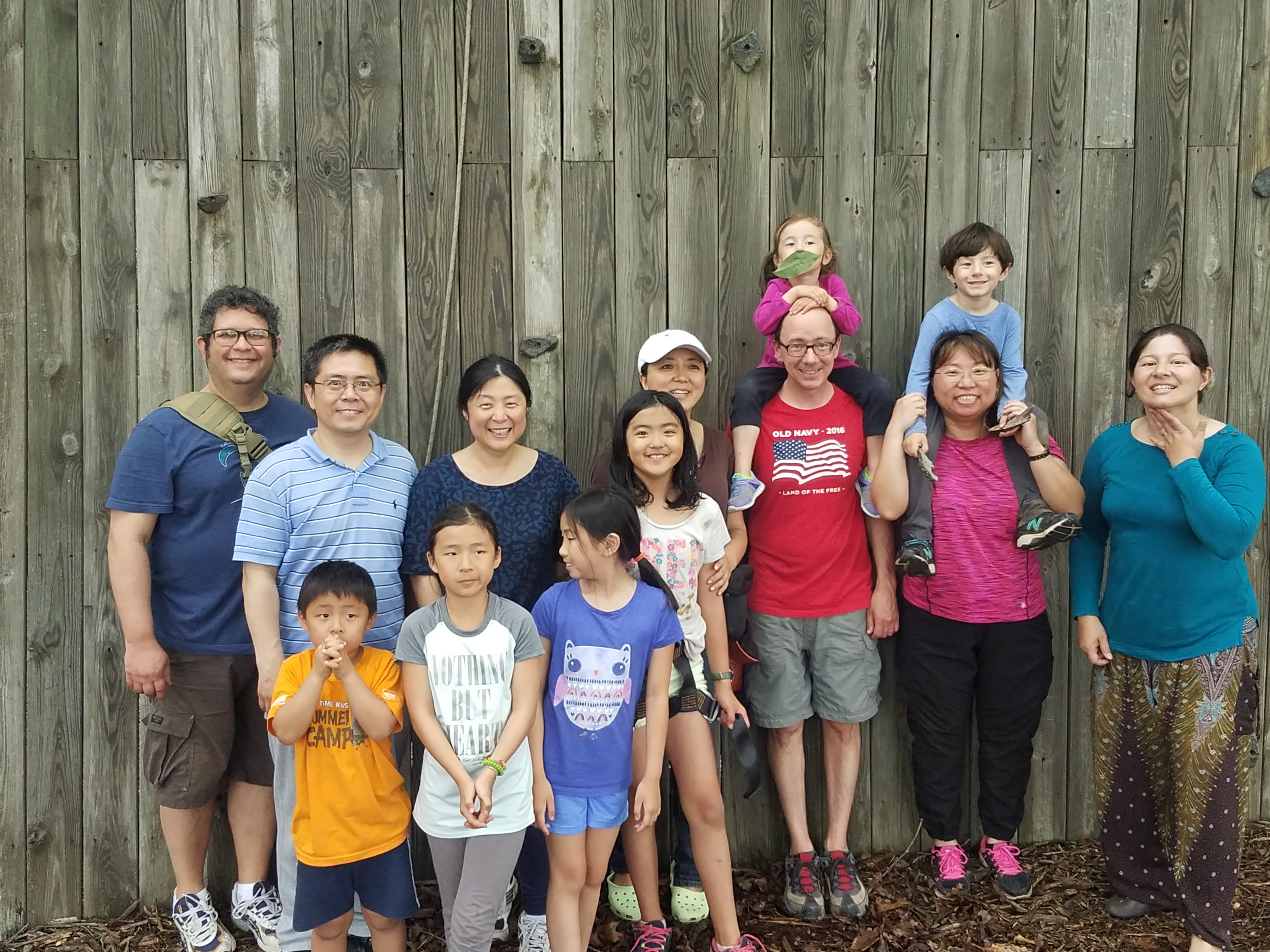 What Some Families Of Children With >> Family Weekend Camp Tall Timbers